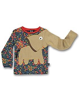 Ubang Langarmshirt Elefant Feier