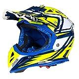 Airoh Helmet Aviator 2.2 Restyle, Yellow, Größe L