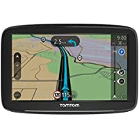 TomTom Start 52 - Navegador para coche, 5 pulgadas, mapas de la UE para