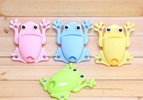 honeysuck-funny-frog-spazzolino-attrezzi-di-trucco-organizza-del-gancio-di-colla-stick-verde