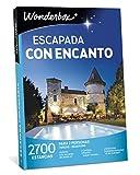 WONDERBOX Caja Regalo -ESCAPADA con Encanto- 2.700 estancias para Dos Personas en Casas Rurales, masías y cortijos en España, Italia, Francia y Portugal