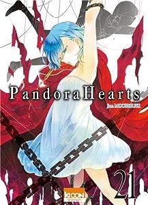 Pandora Hearts Edition simple Tome 21