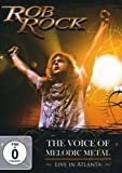 Rob Rock - The Voice of Melodic Metal/Live in Atlanta [DVD + Audio CD]