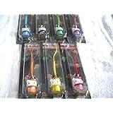 Full set of 7 Eleven limited Kanjani x Hello Kitty hat song you Netsuke (japan import)
