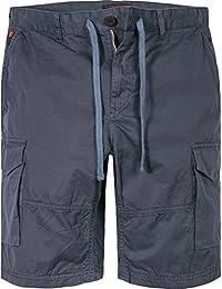Strellson Sportswear Herren Hose Modisch, Größe: 33, Farbe: Blau