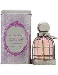 Rouge ou morts Femme Eau de Toilette Essence Cologne Body Parfum 50ml Spray Parfum