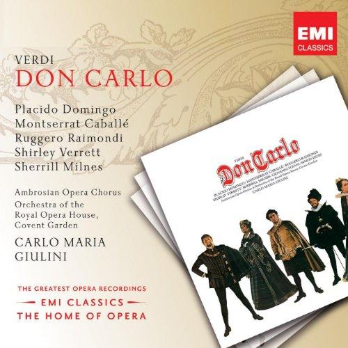 Don Carlo (2000 Digital Remaster): Son Io, Mio Carlo (Rodrigo/Carlo)
