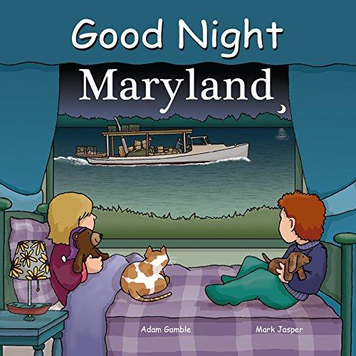 Good Night Maryland (Good Night Our World) (English Edition)