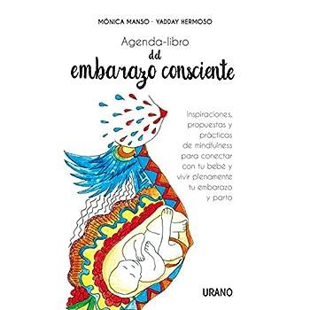 Agenda-libro del embarazo consciente: Inspiraciones, propuestas y técnicas de mindfulness para conectar con tu bebé y vivir plenamente el embarazo y el parto