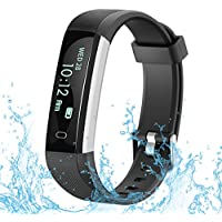 RobotsDeal Fitness Tracker, Fitness Trackers U2 with Step Counter Watch and Activity Tracker, IP67 Waterproof Fitness Watch as Calorie Counter Pedometer Smart Watches for Kids Women Men