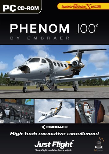 Embraer Phenom 100 - PC by Just Flight