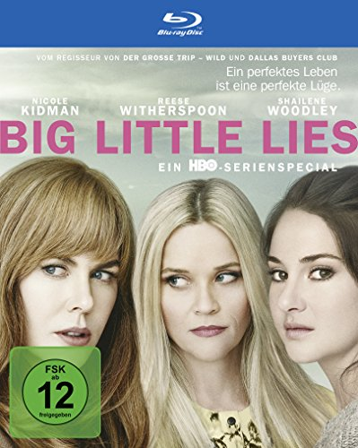 Big Little Lies - Serienspecial [Alemania] [Blu-ray]