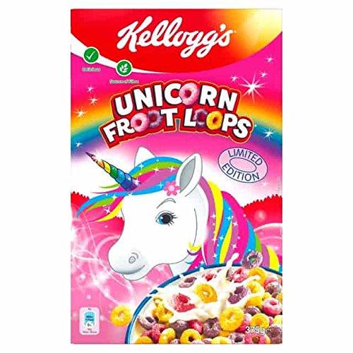 Kellog's Unicorn Froot Loops - 375g