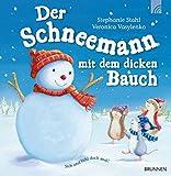 Der Schneemann mit dem dicken Bauch: Sieh und fühl doch mal!