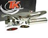 Scarico Turbo Kit Carreras 80 cromo – FANTIC MOTOR Caballero SM 50 AM6 (2006)
