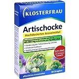 KLOSTERFRAU Artischocke überzogene Tabletten 30 St Überzogene Tabletten
