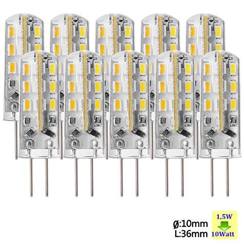 sunix-10pcs-hohe-energie-g4-15w-24-smd-3014-led-silikon-scheinwerfer-birnen-lampen-warm-wei-su020