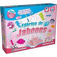 Science4you Fabrica de jabones - Juguete científico y educativo