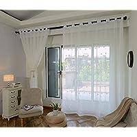Amazon.it: tende bianche soggiorno: Casa e cucina