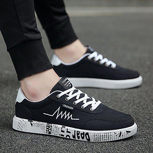 XUEQIN 2017 Autunno Il nuovo trend delle scarpe di tela ( Colore : 2 , dimensioni : EU39/UK6/CN39 ) 2