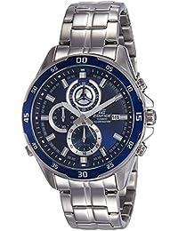 Casio Edifice Chronograph Blue Dial Men's Watch - EFR-547D-2AVUDF (EX239)