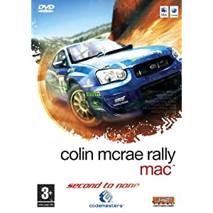 Colin McRae Rally – [Mac]