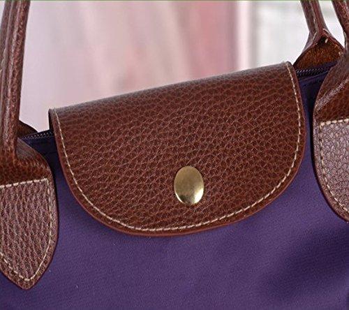SPG London - Borse a Tracolla donna Purple