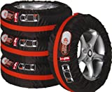 Reifenhüllen-Set 4 Stk. 82277