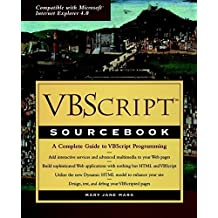 VBScript Sourcebook (Sourcebooks) by Mary Jane Mara (1997-10-31)