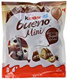 Kinder Bueno Mini, Für den kleinen bueno Genussmoment ein kinder bueno Mini mit einem schönen Feelgood Spruch genießen, 108 g
