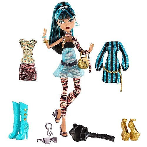Monster High I love Fashion Cleo de Nile - I High Love Fashion Monster