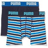 Puma Boys BASIC BOXER PRINTED STRIPE 2P