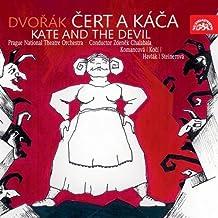 Dvor??k - Kate And The Devil by Antonin Dvorak (2008-06-24)