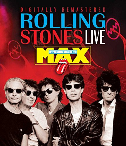 Rolling Stones - Live at the Max  - 20th Anniversary Edition [Blu-ray] Preisvergleich