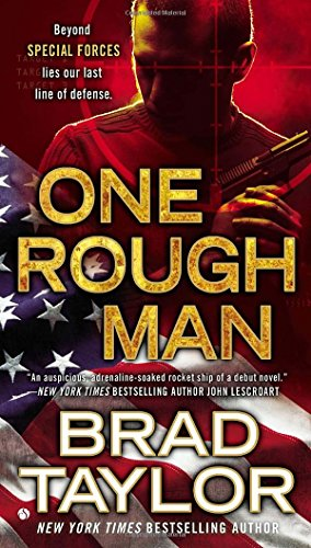 One Rough Man (A Pike Logan Thriller, Band 1) Spy-wand