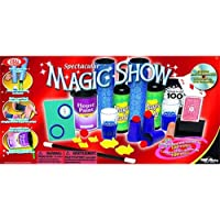Magic Trick | Spectacular Magic Show 100 Trick Set (0C470) | Toy (Toy, Kits, Puzzles)