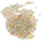 MagiDeal 1 Paquete Bolas de Espuma de Poliestireno Colores Bonitos Pequeñas Balón Decorativo Bricolaje Juguete