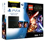Console PS4 1 To Jet Black +  Lego St...