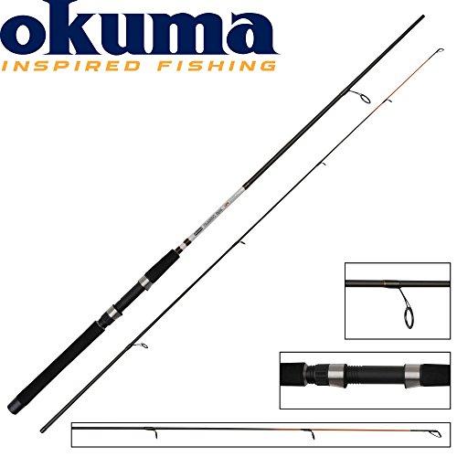 Okuma Classic Spin UFR 270cm 40-80g - Spinnrute, Angelrute zum Spinnfischen, Spinnruten für Hecht & Zander, Raubfischrute