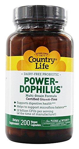 country-life-energia-dophilus-200-capsulas-vegetarianas