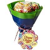Chupa Chups Bouquet de Fleurs Composé de 6 Sucettes de 12 g