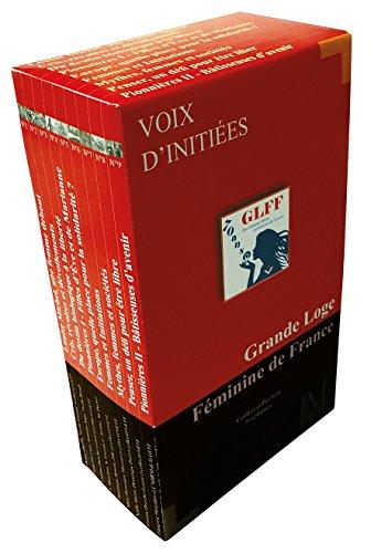 COFFRET GLFF - VOIX D'INITIEES