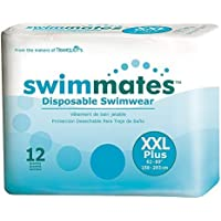 Swimmates Disposable Swim Diapers, XX-Large, Case/48 (4/12s) by Principle Business Enterprises preisvergleich bei billige-tabletten.eu