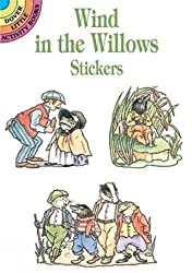 Wind in the Willows Stickers