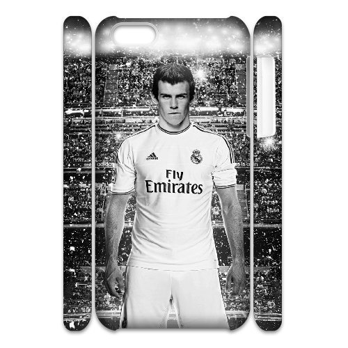 LP-LG Phone Case Of Gareth Bale For Iphone 4/4s [Pattern-6] Pattern-6