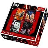 Trefl - Star Wars: The Force Awakens - Puzzles 4 en 1 - 35, 54, 48, 70 Pièces