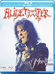Alice Cooper-Live at Montreux [Blu-ray] [2007] [Region Free]