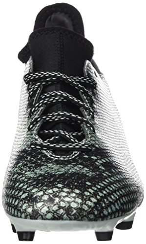 Adidas Men X 16.3 Fg Football Boots, Multicolor (Vapour Green/Core Black/Core Black), 8 UK 42 EU