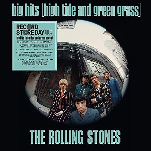 Big Hits (Rsd 2019) [Vinyl LP] (Rolling Stones Vinyl Record)