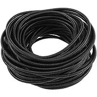 sourcingmap® PVC flessibile 7mm Diametro Esterno Corrugato